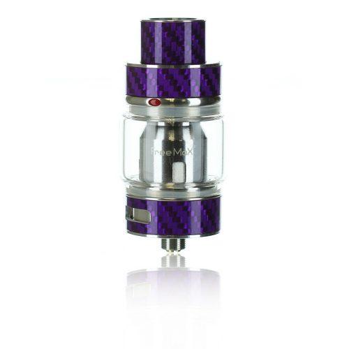 Purple Carbon Mesh Pro